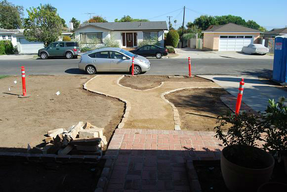 You are currently viewing Our Landscaping Project – Part 2
