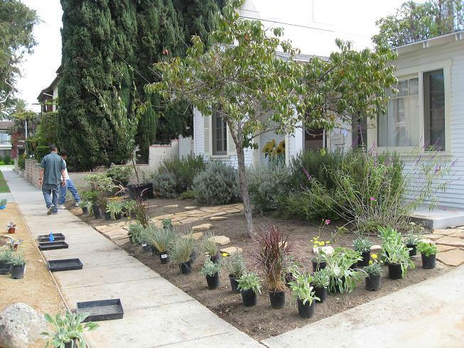 Gardenerd Organic Edible Gardening Drought Tolerant Design