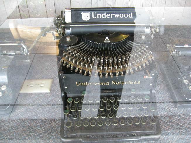 typewritercloseup