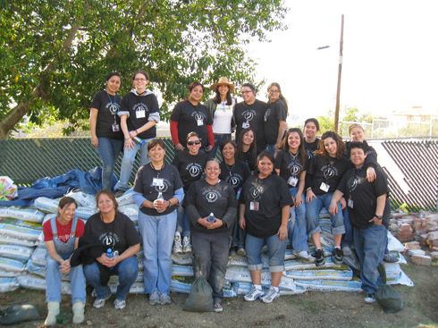Read more about the article A Dream Garden for the Dream Center