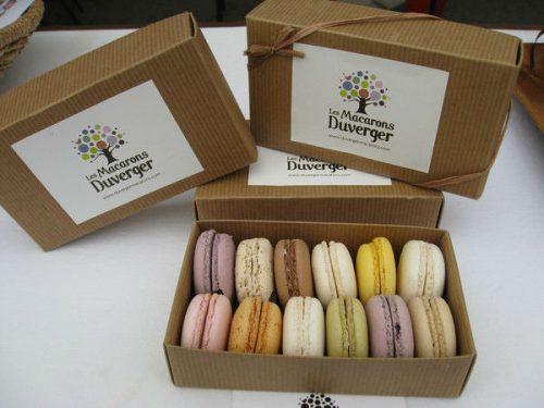 Read more about the article Macarons the Natural Way