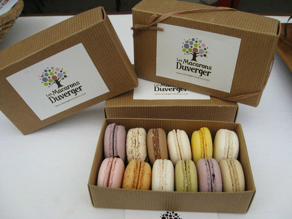 You are currently viewing Macarons the Natural Way