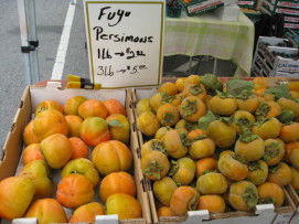 Read more about the article Do You Fuyu? Persimmons are Now in Season