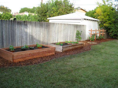 Bieber Garden Finished