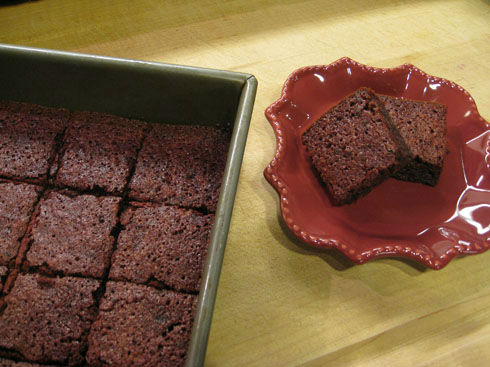 Read more about the article True Red Velvet (beet) Brownies