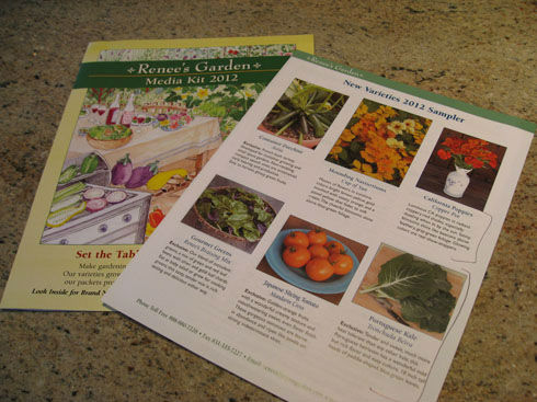Read more about the article Renee's Garden Seed Picks for 2012
