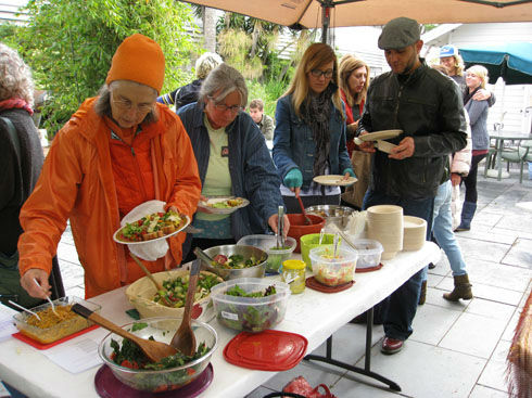 Read more about the article Locally Grown: 100 Mile Meal