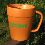 The Gardenerd Flower Pot Mug