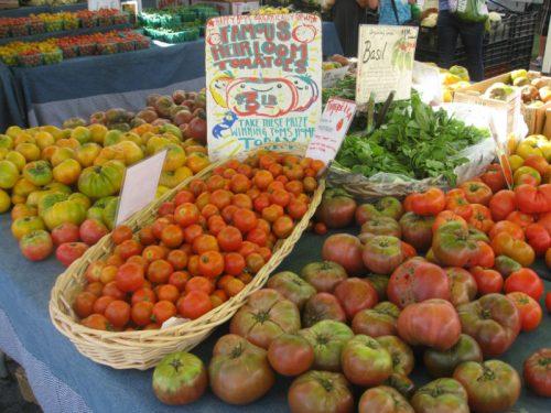 Read more about the article Field Trip: Santa Cruz Farmers' Market