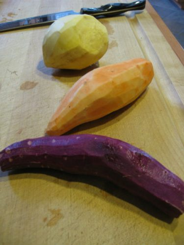 Read more about the article Home Grown Sweet Potato Recipe