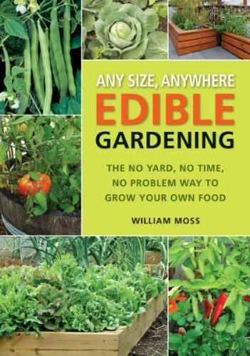 Read more about the article Two-Book Review: Any Size, Anywhere Edible Gardening & Baker Creek Vegan Cookbook