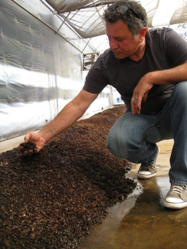 Read more about the article Field Trip: Organic Solution – High-tech Worm Castings