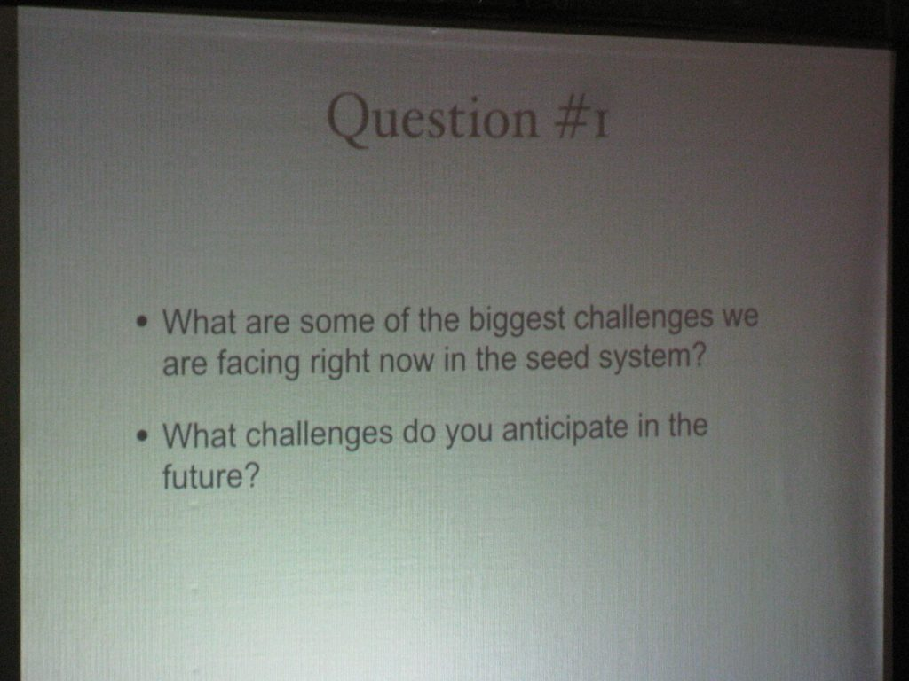 1st question brought up a lot of emotions