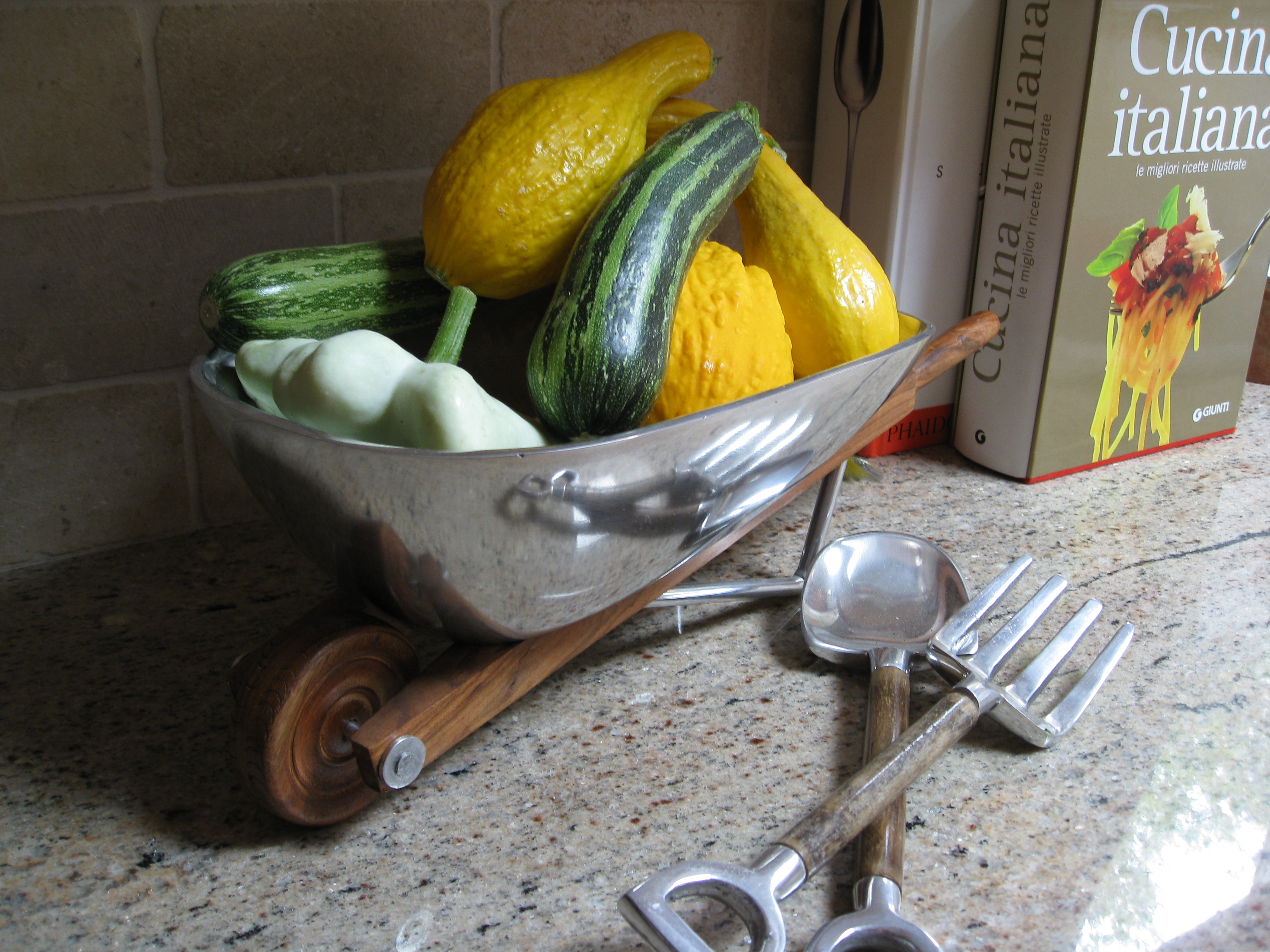 Overwhelmed by your squash harvest this summer?