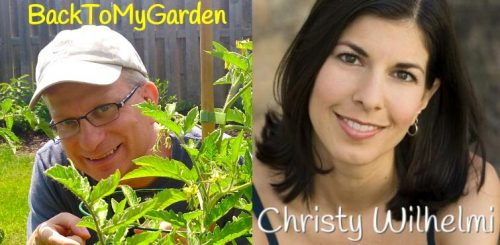 Read more about the article Gardenerd on Back to My Garden Podcast