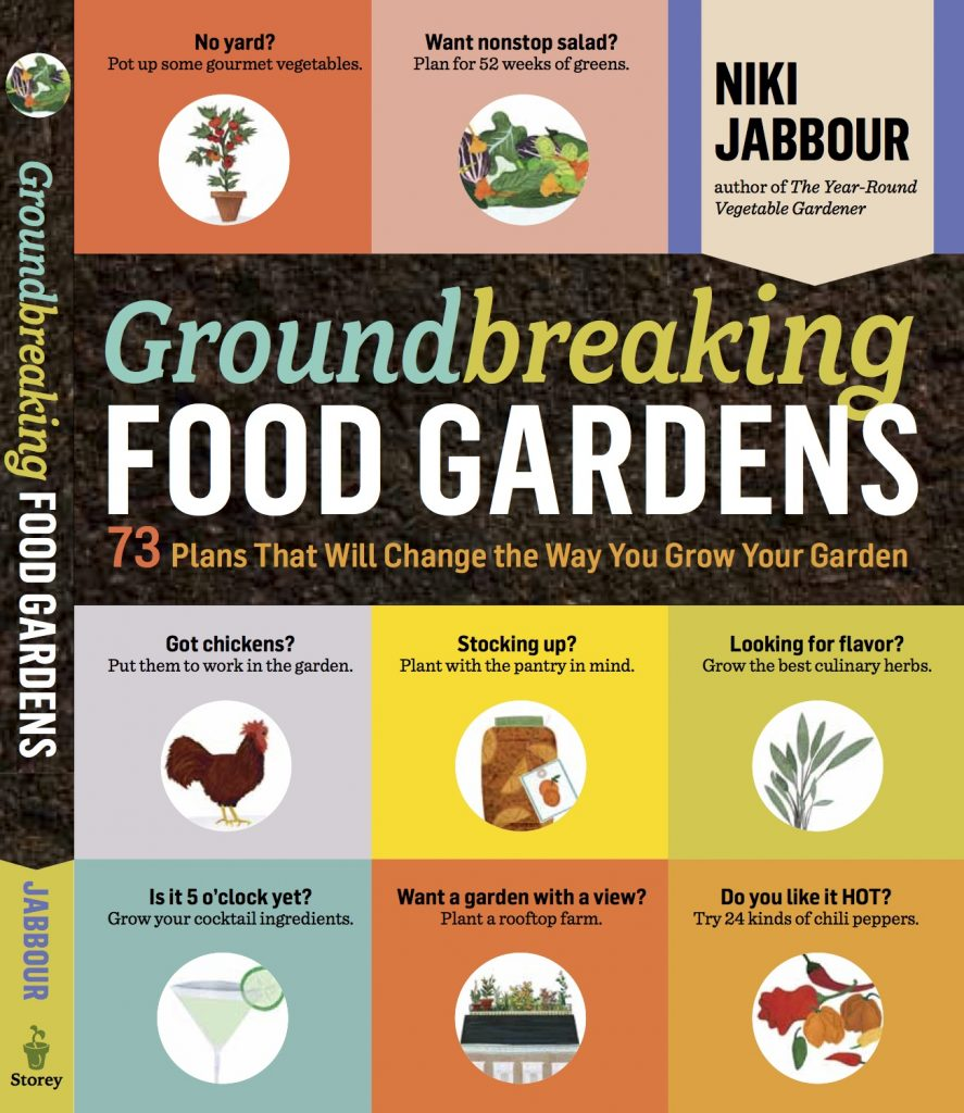 Niki Jabbour does it again with Groundbreaking Food Gardens.