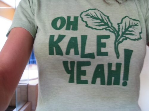 Read more about the article Oh Kale Yeah! National Kale Day