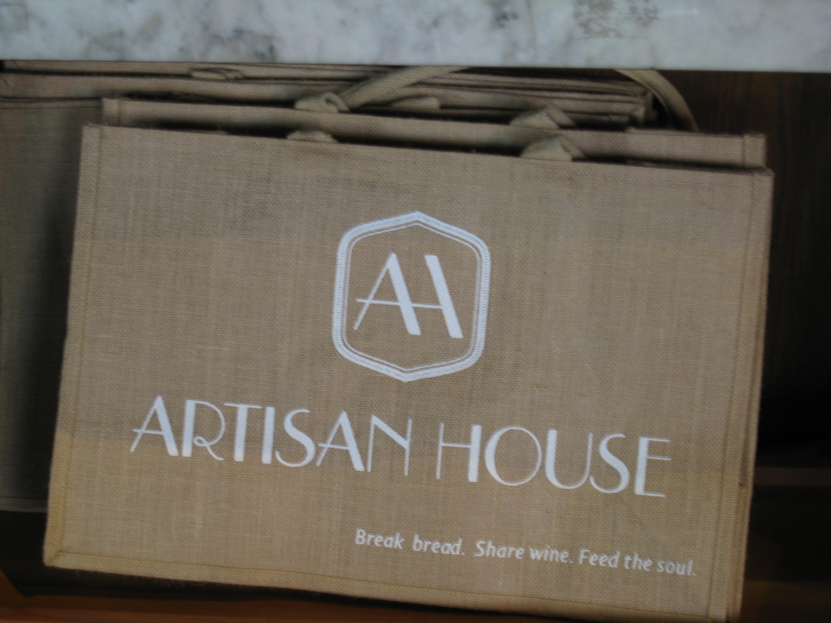Pick up tasty treats at Artisan House