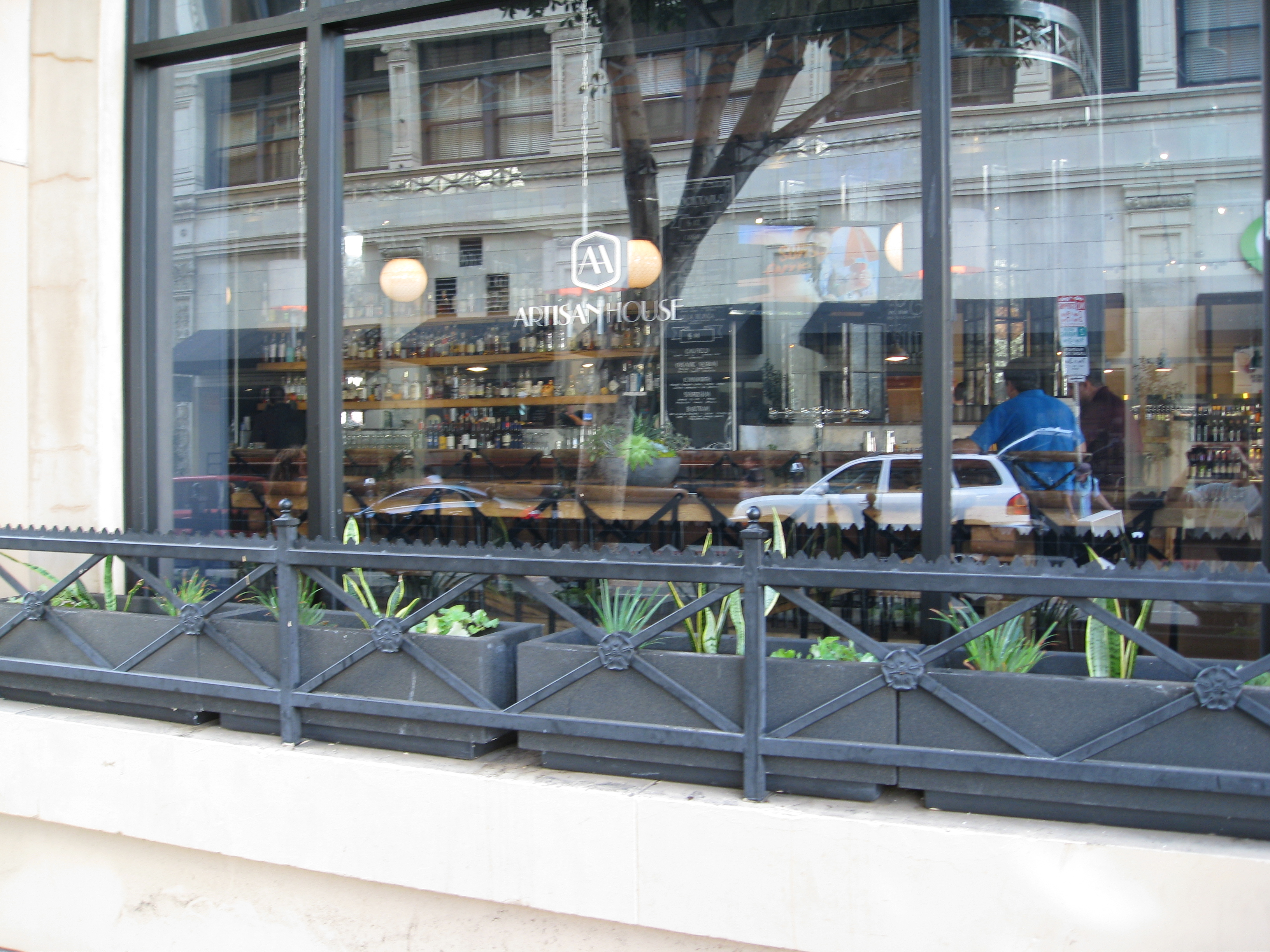 New Restaurant Garden in Downtown LA Gardenerd