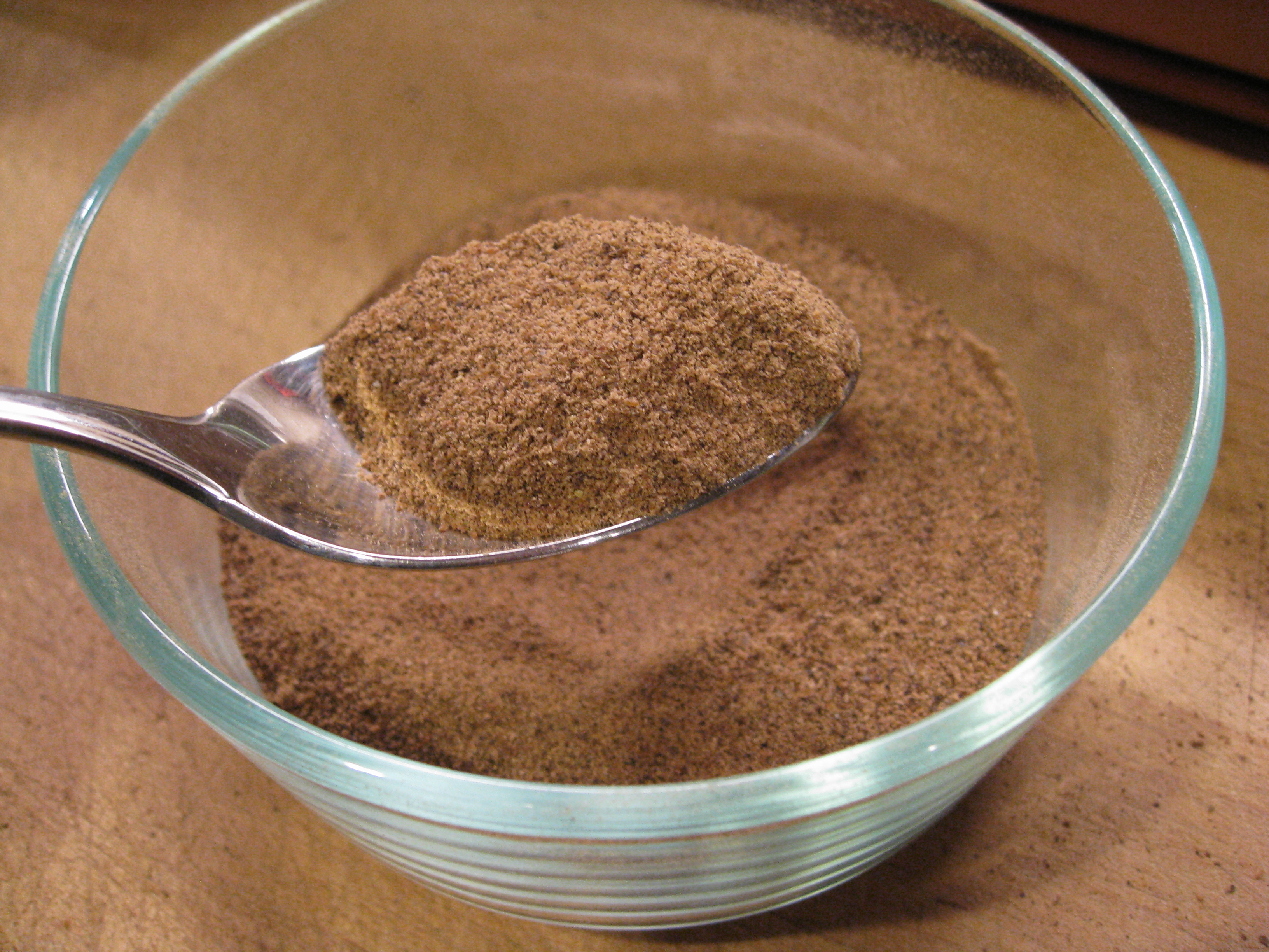 Carob is naturally sweet, but you can add honey or other sweetener if you like.