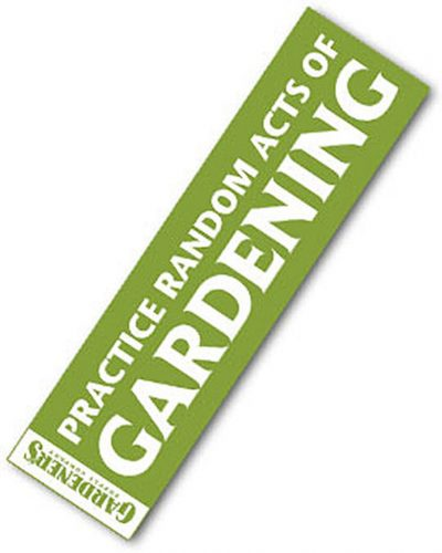 Read more about the article Giveaway: Random Acts of Gardening