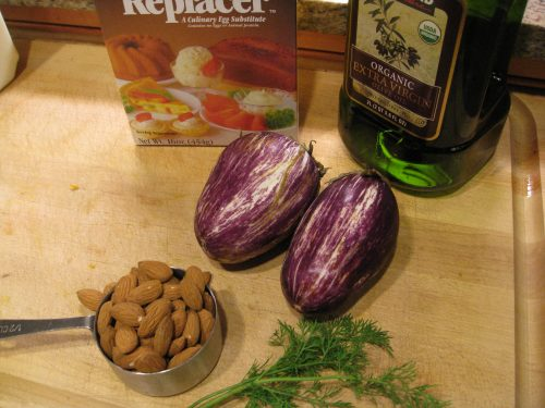 Read more about the article Recipe: Crisp Fried Eggplant with Parsley Sauce