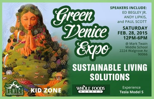 Read more about the article Local: Gardenerd @ Venice Green Expo