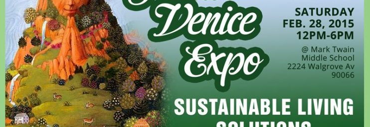 Venice Green Expo is this Saturday