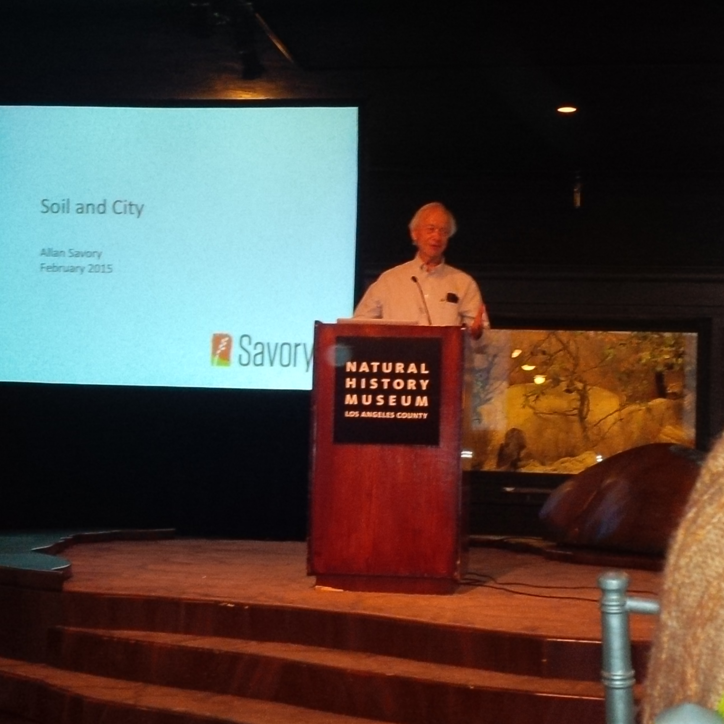 Allan Savory proposes that we can claim our desertified grasslands back with a natural approach.