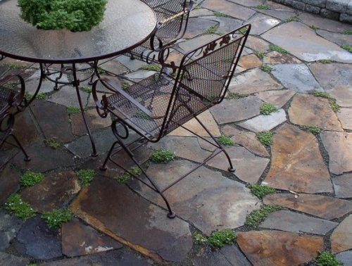 Read more about the article Five Steps to a Beautiful Flagstone Ground Cover