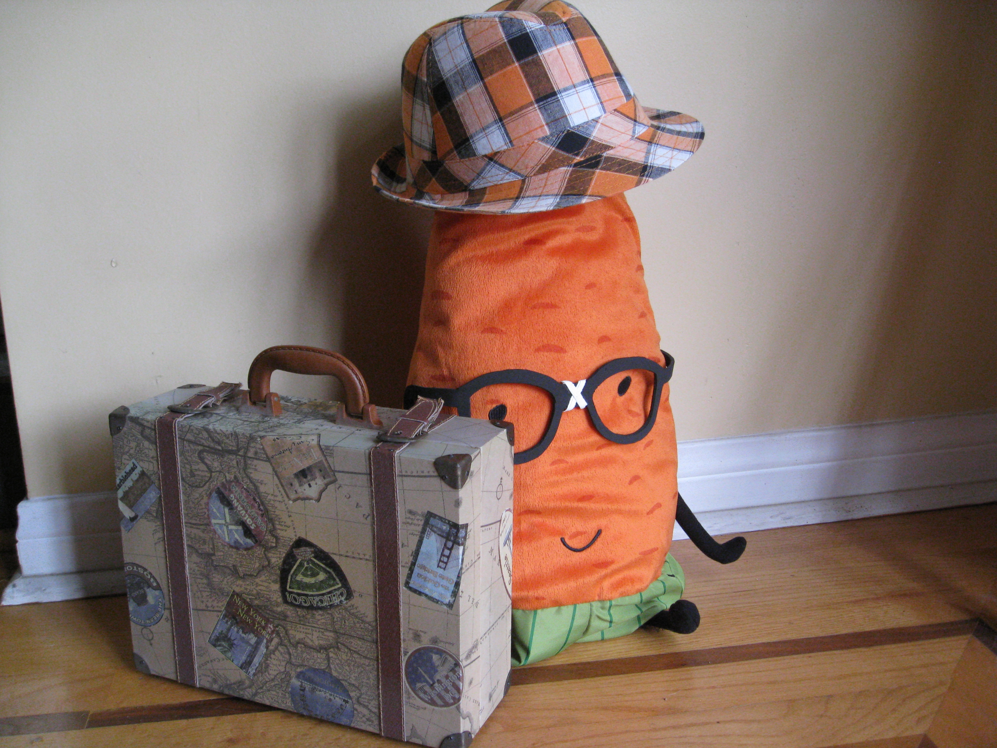 Bags are packed. Where shall we go?
