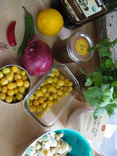 Read more about the article Recipe: Ground Cherry Salsa