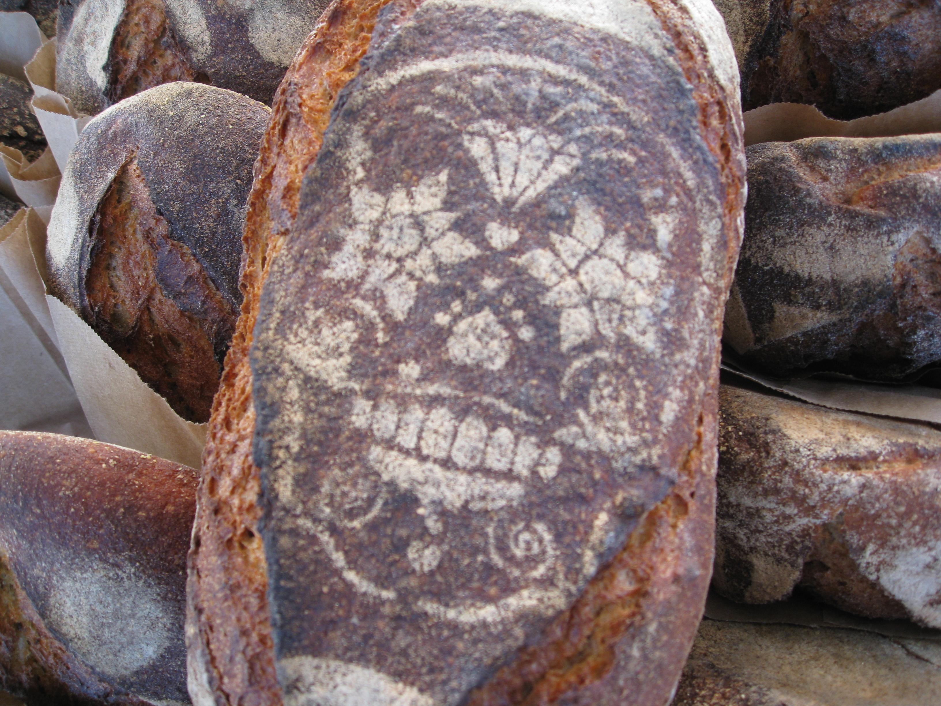 Revolution Bread does Dia de los Muertos