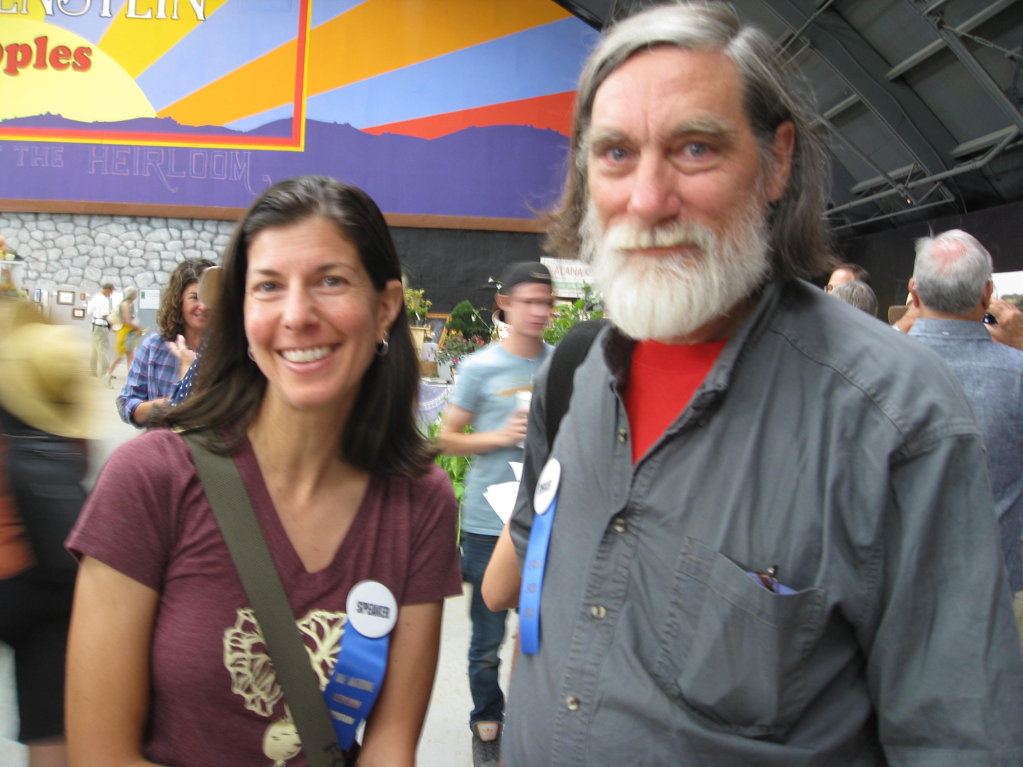 Jim Gerritsen of Wood Prairie Farm (our favorite for their Experimenter's Special)