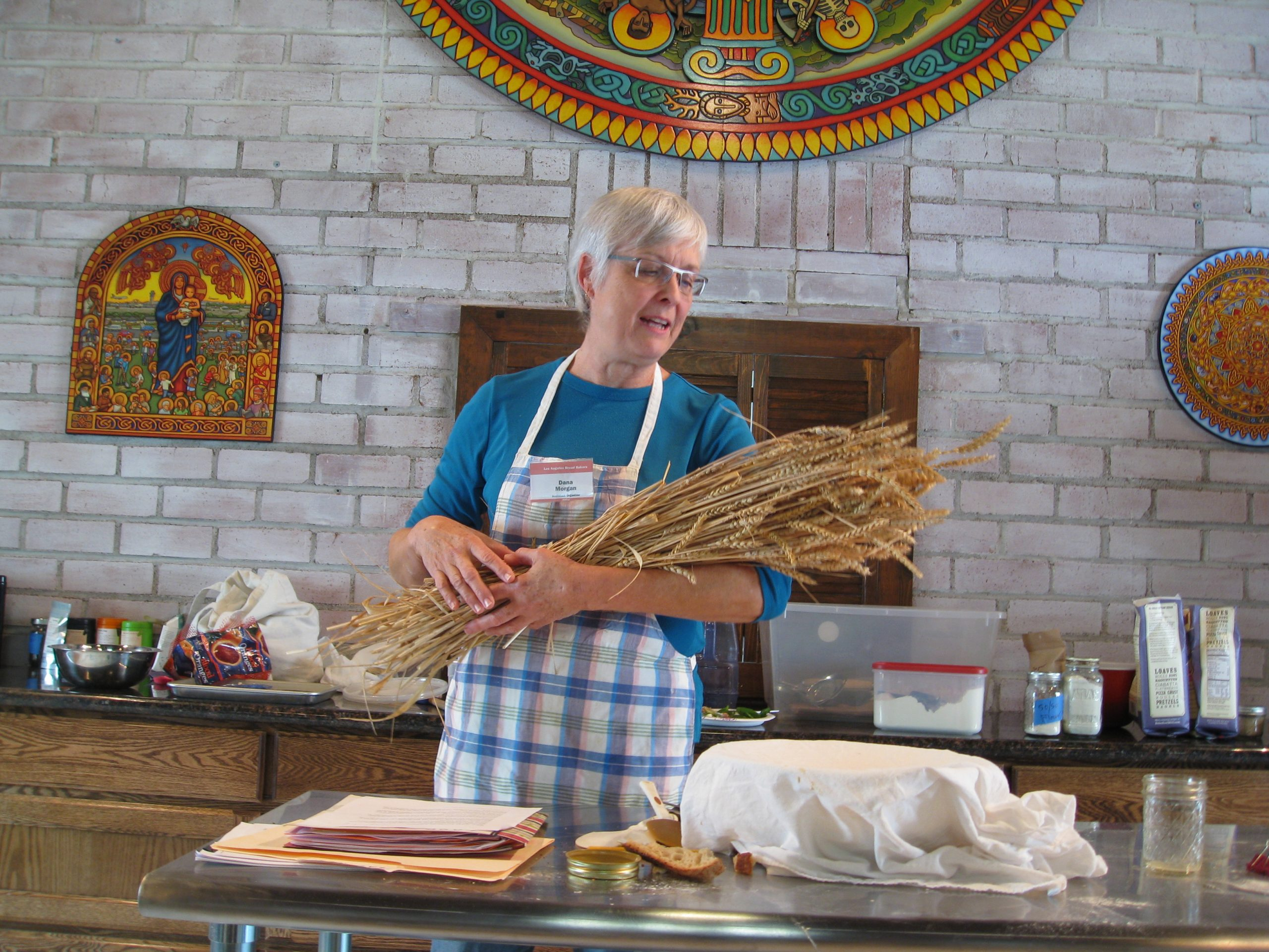 Read more about the article Podcast: Sourdough Bread with Dana Morgan