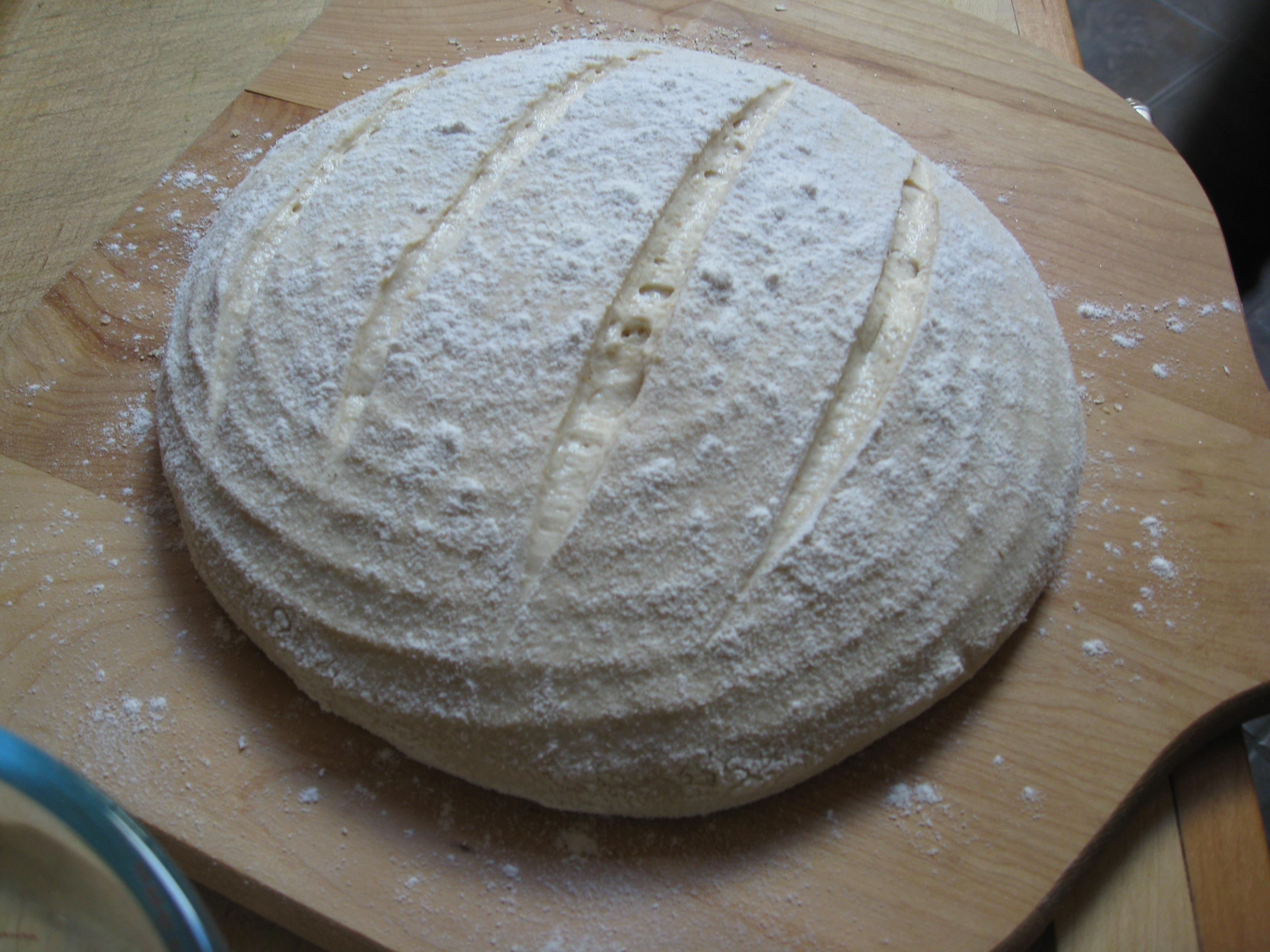 Norwich Sourdough Bread Recipe
