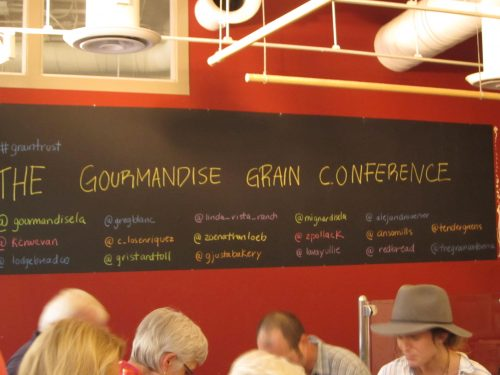 Read more about the article Field Trip: Gourmandise Grain Conference