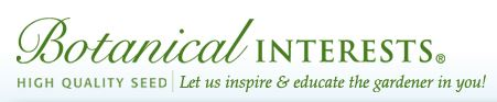 Botanical Interests is a family-owned seed company.