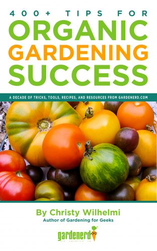 Read more about the article New 400+ Tips Gardening Book for Summer!