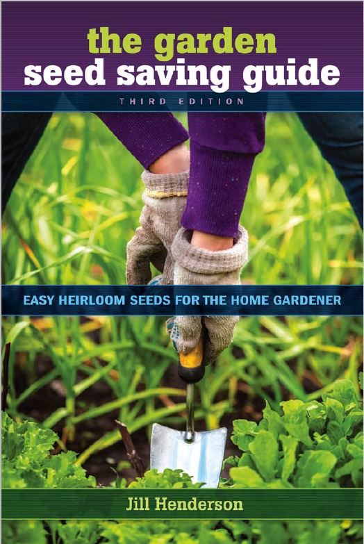 You are currently viewing Review: The Garden Seed Savers Guide by Jill Henderson