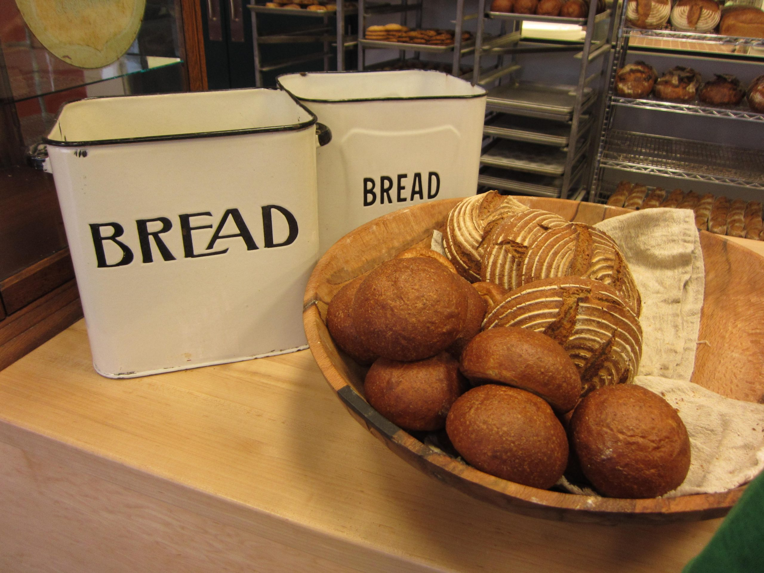 Read more about the article Field Trip: Roan Mills Bakery