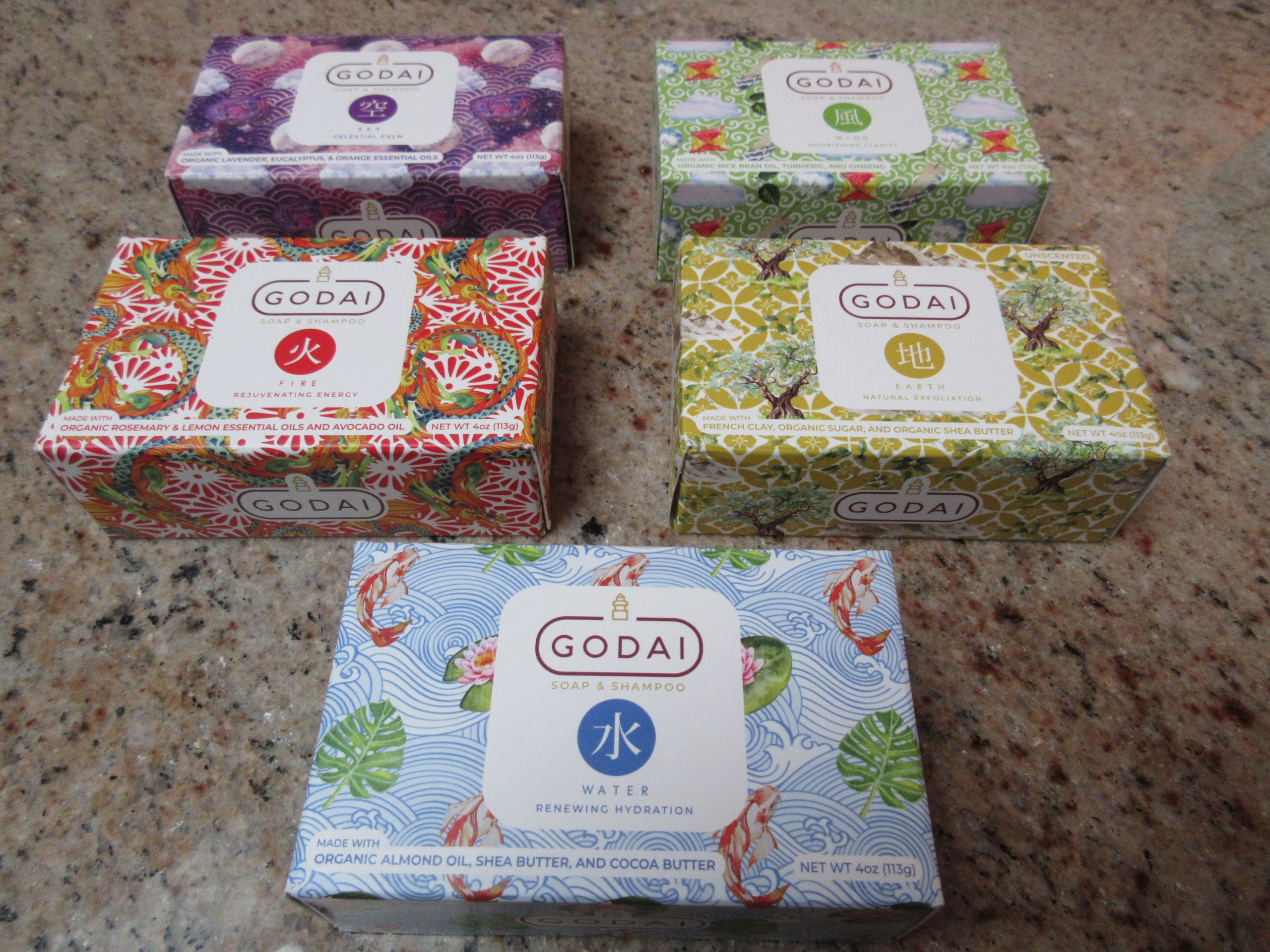 Read more about the article Review: Godai Soaps