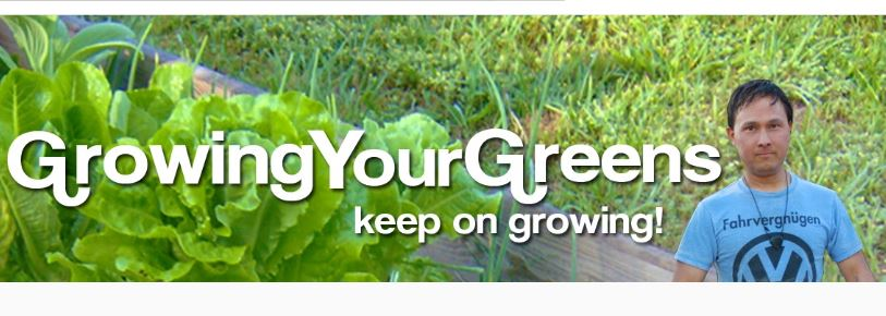 You are currently viewing Podcast: Growing Your Greens with John Kohler