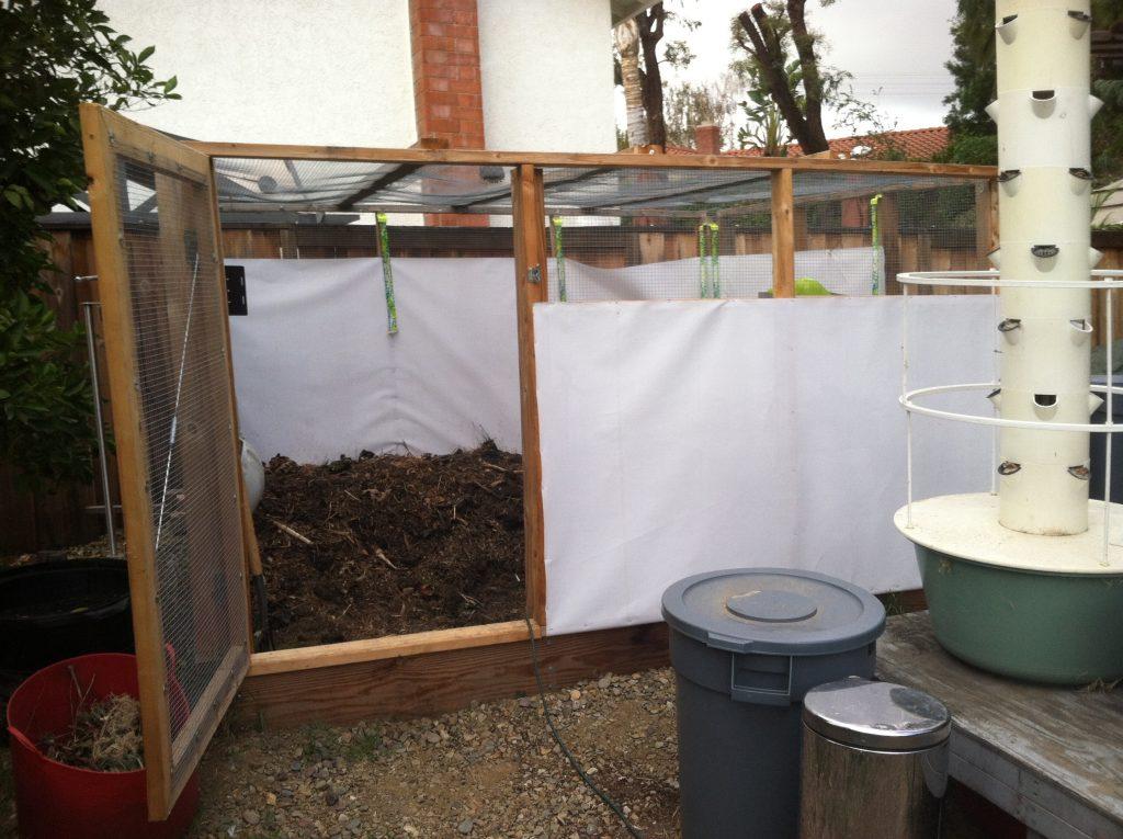 Michael Wittman compost barn