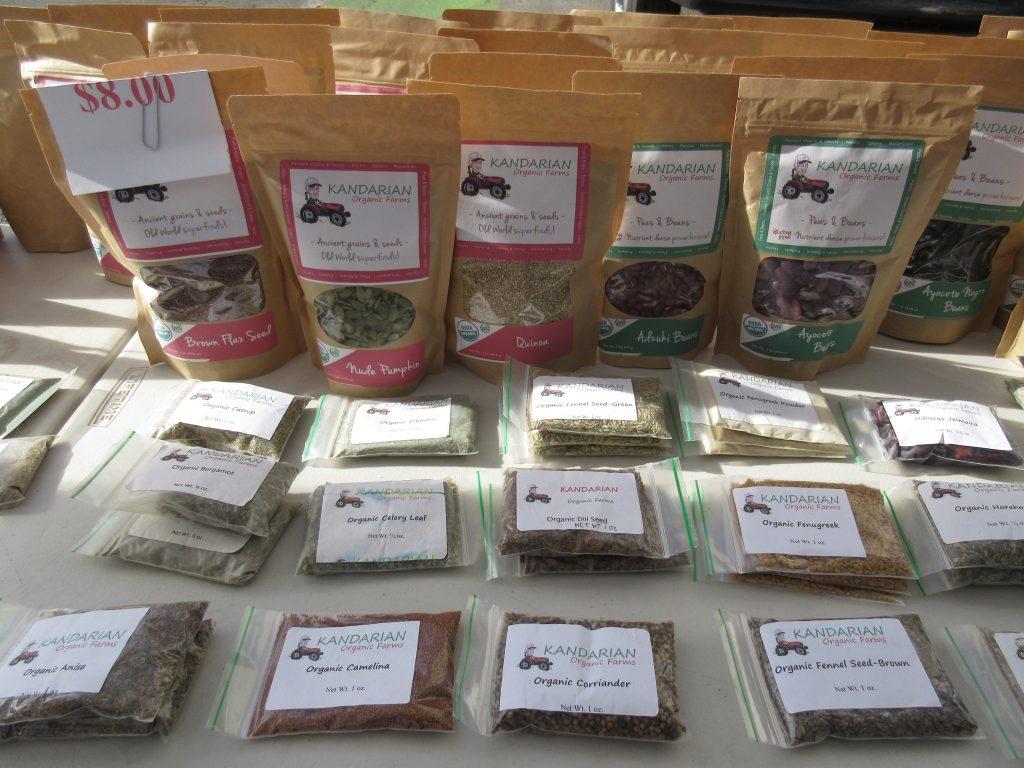 Kandarian Farms seeds