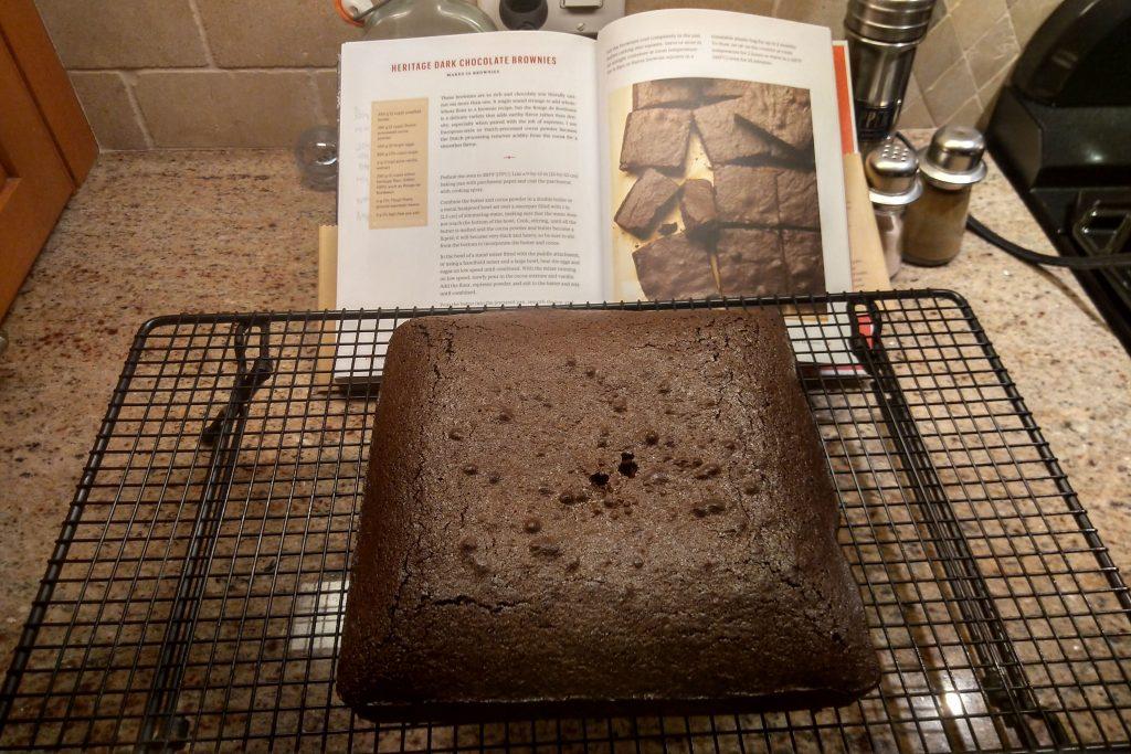 Heritage Brownies