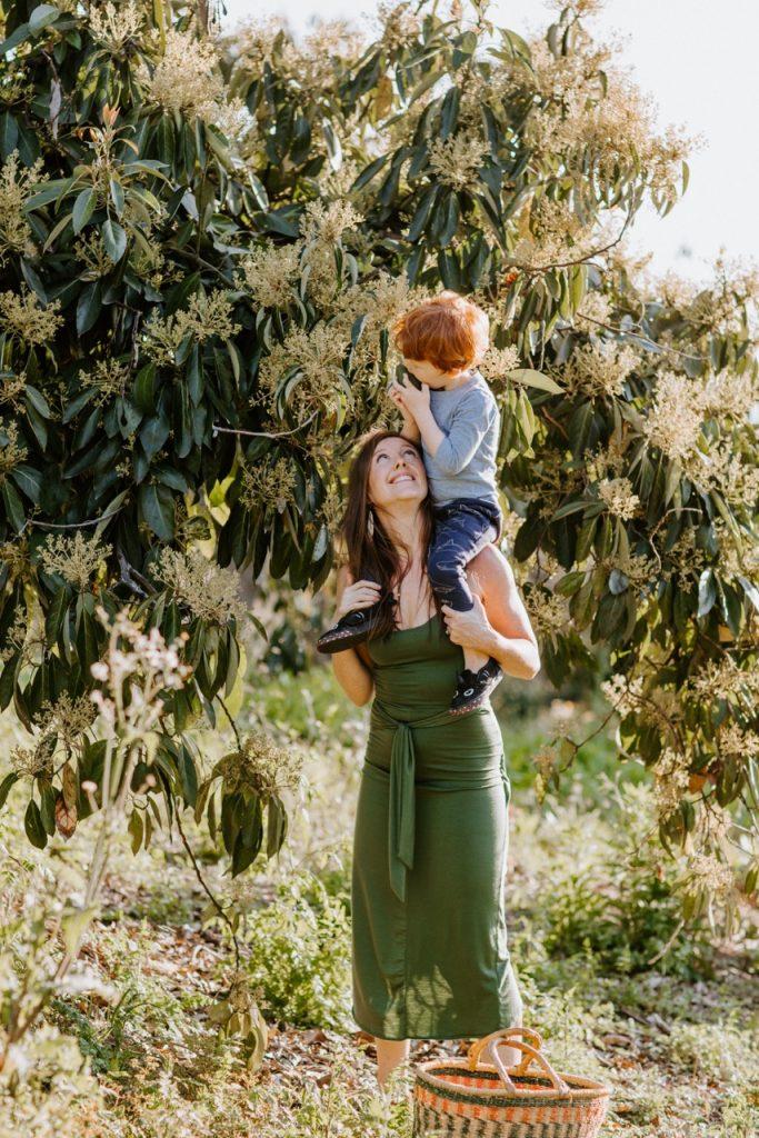 Rebecca Tickell avocado farm