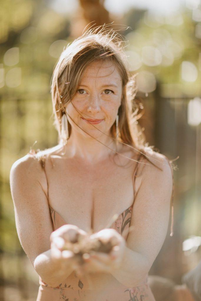 Rebecca Tickell