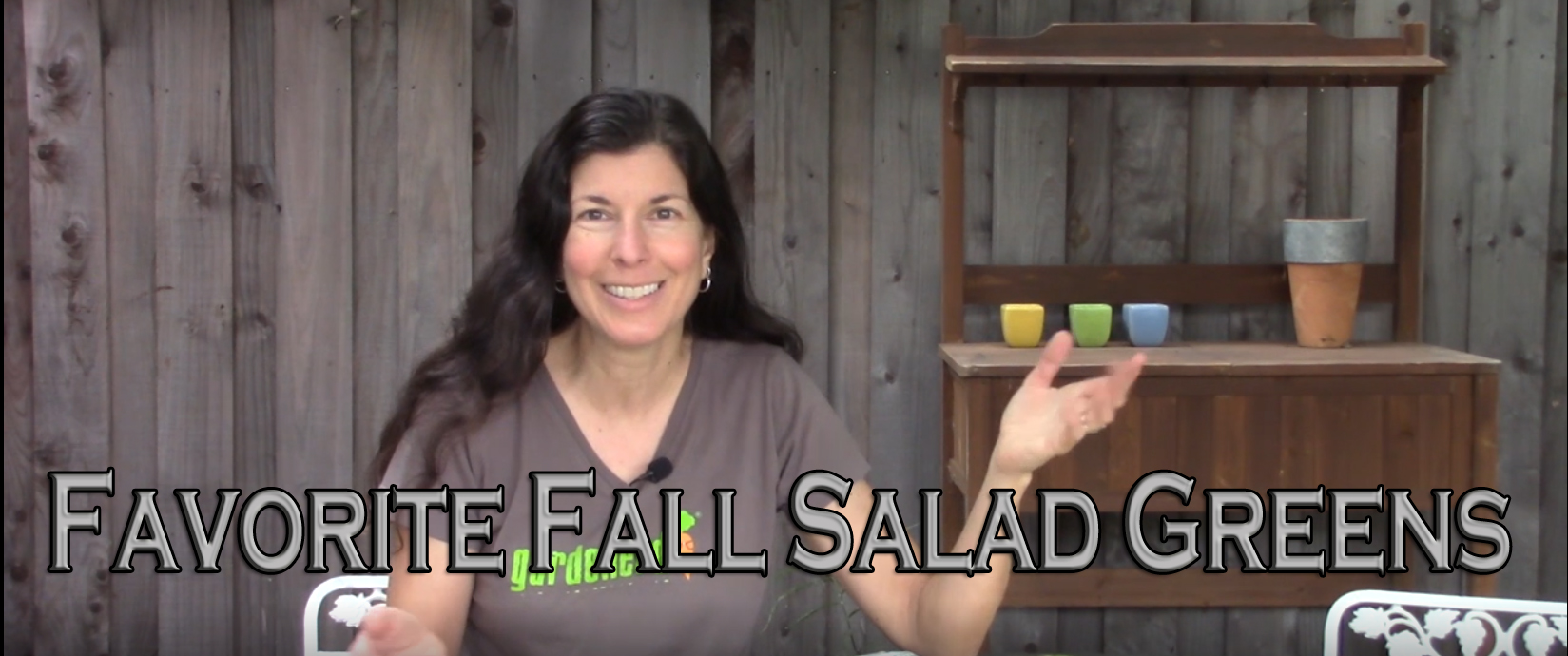 Read more about the article YouTube: Varieties for Your Fall Salad Garden