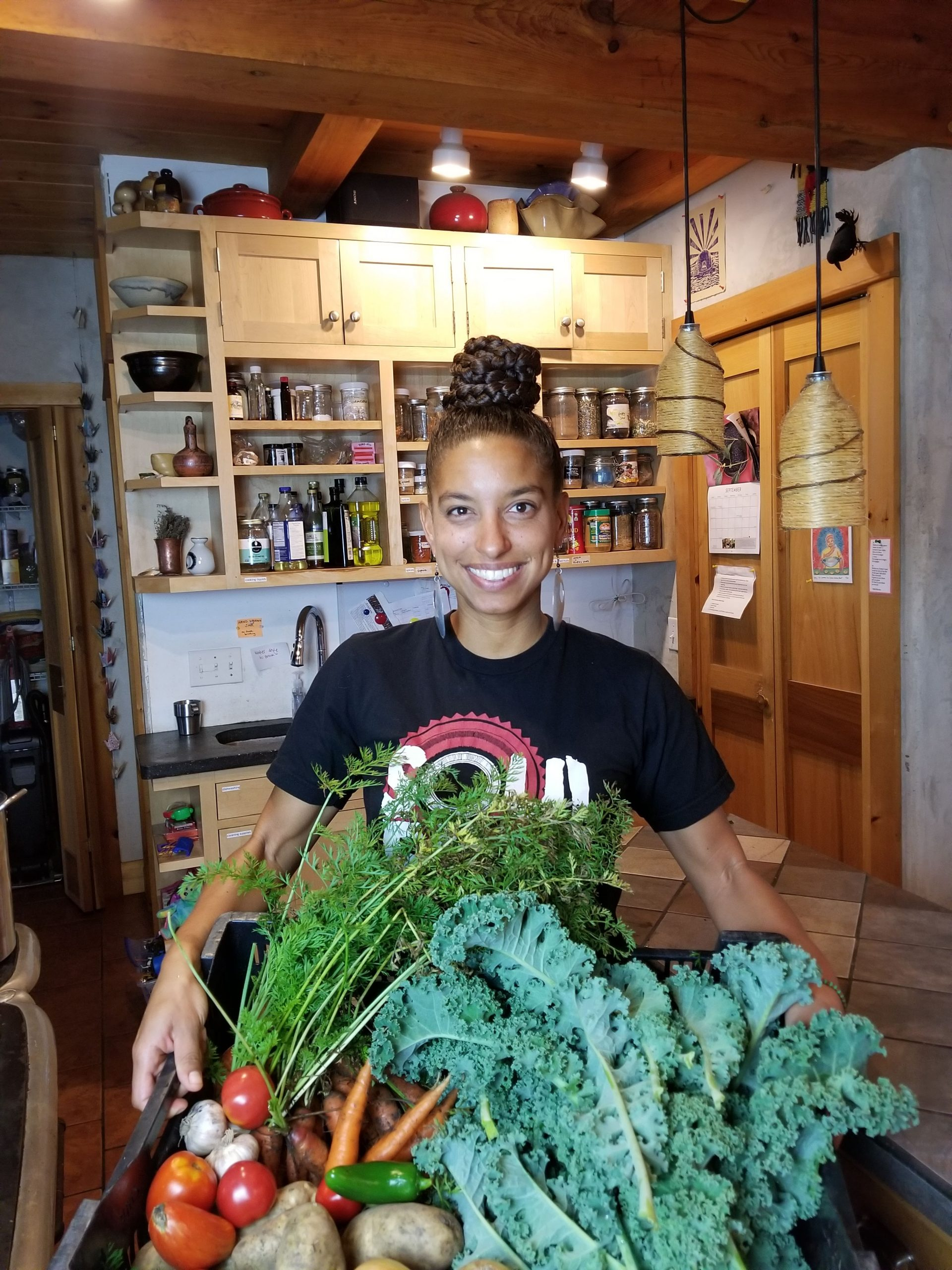 You are currently viewing Podcast: Food Sovereignty with Leah Penniman